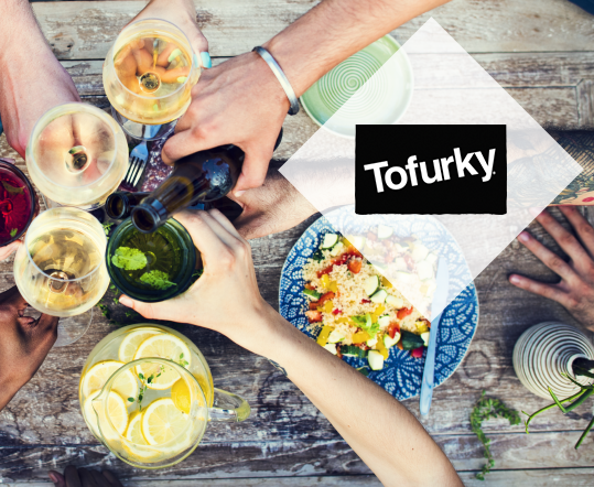 Tofurky gets positive ranking!