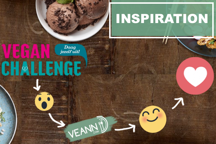 Join the Vegan Challenge in April!